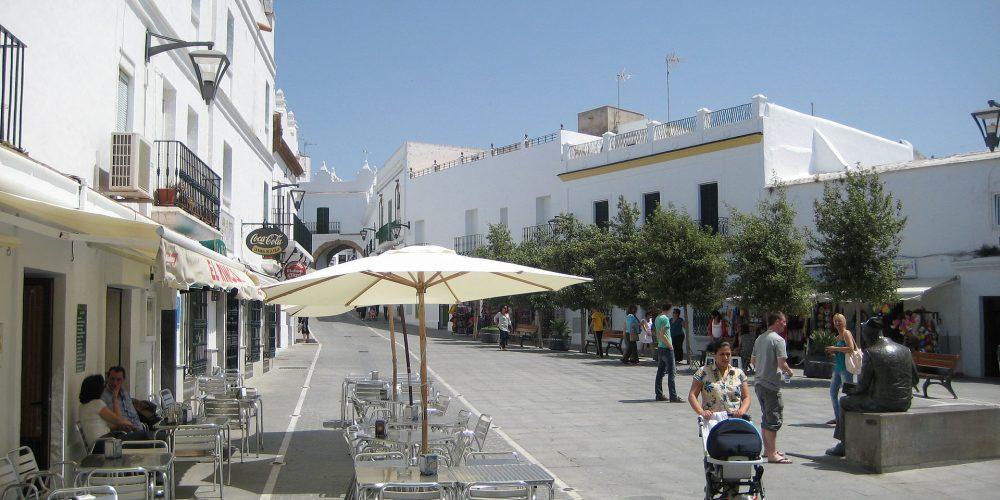 Conil_-_Plaza_de_Espana